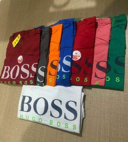 Camisa Masculino Hugo Boss  - Foto 2