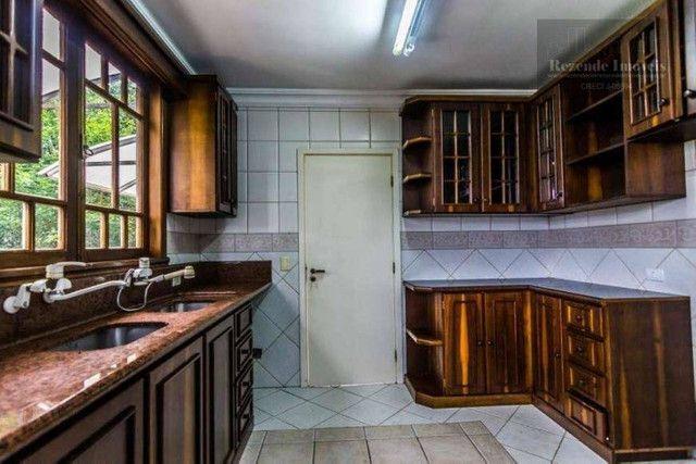 LF-CA0513-Casa com 4 dorm para alugar,472 m² por R$ 9.500/mês-São João-Curitiba/PR - Foto 9