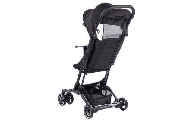 Carrinho Dobrável para viagem Baby Compact, da First Steps - Foto 5
