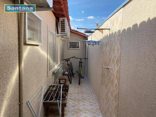 Chale com 4 dormitórios à venda, 160 m² por R$ 220.000 - Mansões das Águas Quentes - Calda - Foto 6
