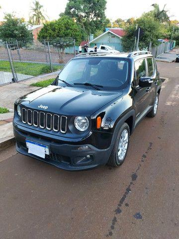 Jeep Renegade Longitude 1.8 Flex Automático - Foto 4