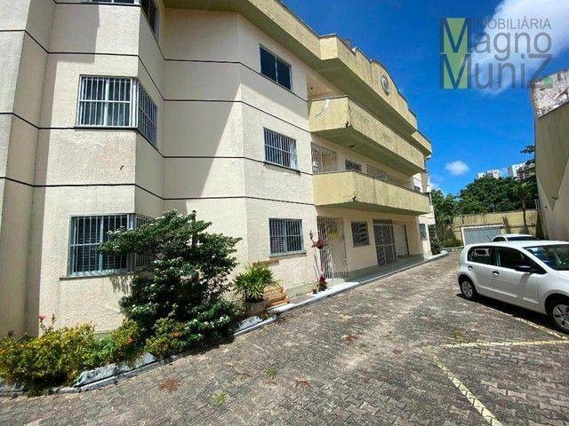 Apartamento com 1 dormitório para alugar, 60 m² por R$ 1.000,00/mês - Patriolino Ribeiro -