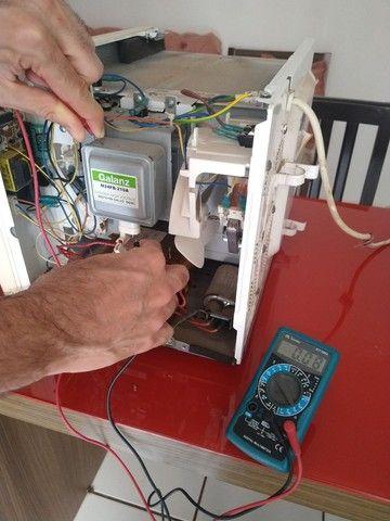 Microondas Consul facilite Retirada Pecas - Foto 4