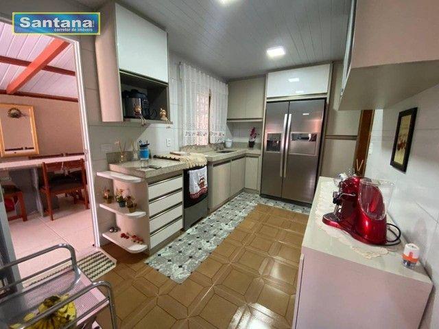 Chale com 4 dormitórios à venda, 160 m² por R$ 220.000 - Mansões das Águas Quentes - Calda - Foto 9