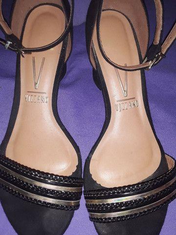 Vendo sandália original da vizzano - Foto 4