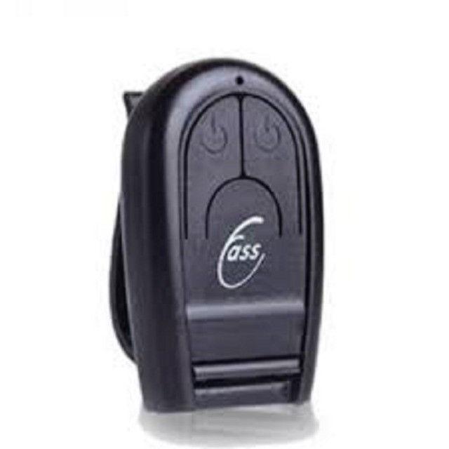 Controle remoto para motor de portão (tx fass)