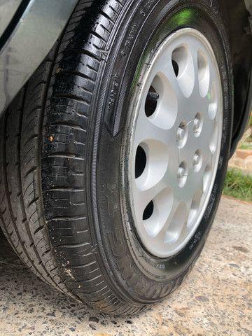 Corolla 93/93 1.8 completo 4 pneus novos roda diamantada carro todo revisado segundo dono  - Foto 13