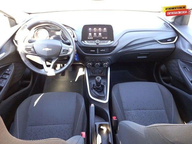 Chevrolet Onix 1.0 Flex Plus Lt Manual 2020 - Foto 6
