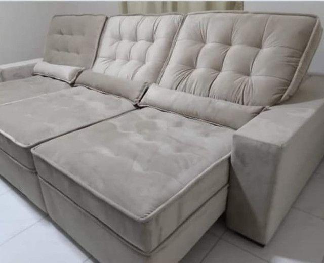 Sofa retrátil sobre medida  - Foto 3