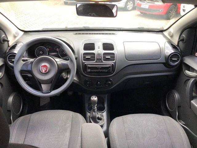 Fiat Grand Siena 1.4 - Completo - Sem entrada! - Foto 8
