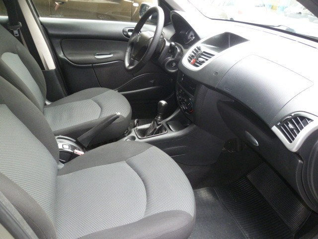 Peugeot 207 xr 1.4 hatch 8v flex 4p - Foto 4