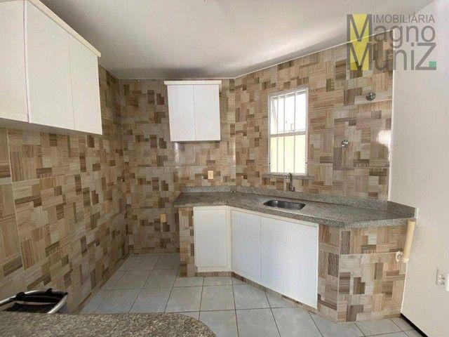 Apartamento com 1 dormitório para alugar, 60 m² por R$ 1.000,00/mês - Patriolino Ribeiro - - Foto 5