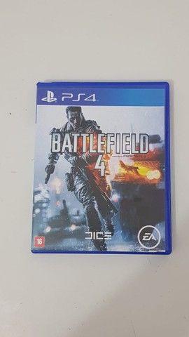 Battlefield 4 PS4 em até 3x sem juros