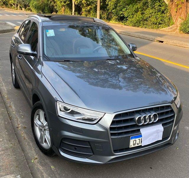 Audi Q3 prestigie plus 2019 com teto