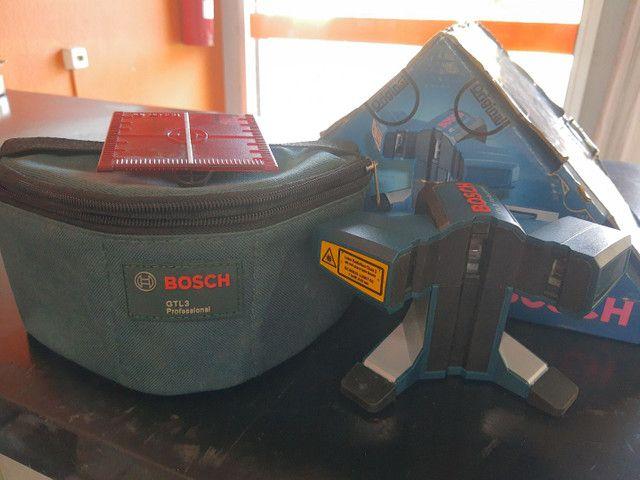 Nível laser para ladrilhos Bosch - Foto 3