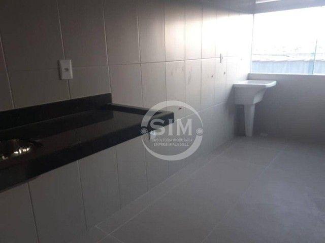 Apartamento com 2 dormitórios à venda, 75 m² - Vila Sao Pedro - São Pedro da Aldeia/RJ - Foto 3