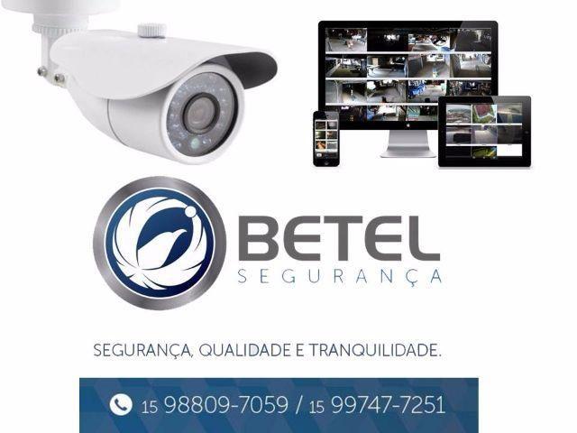 Betel Segurança . Alarmes, Câmeras, Interfones, cercas elétricas