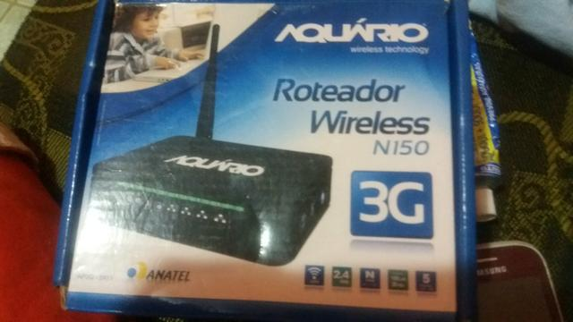 Roteador wireless ,