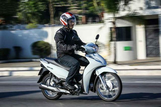 Motos Biz 110i Honda - Foto 3