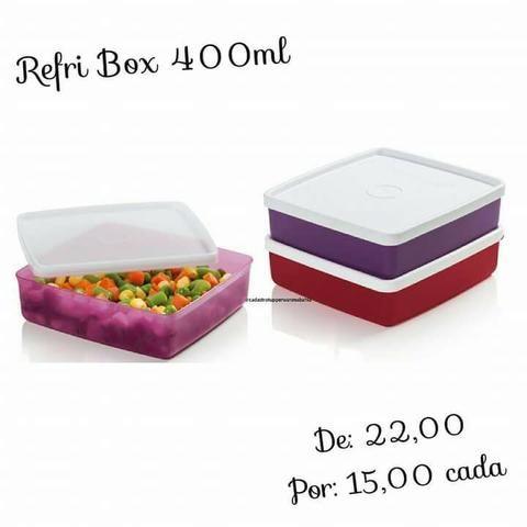 Tupperware Refri Box