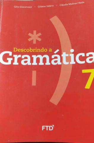 Descobrindo a Gramática 7