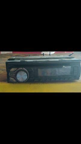 Toca cd Pioneer 160