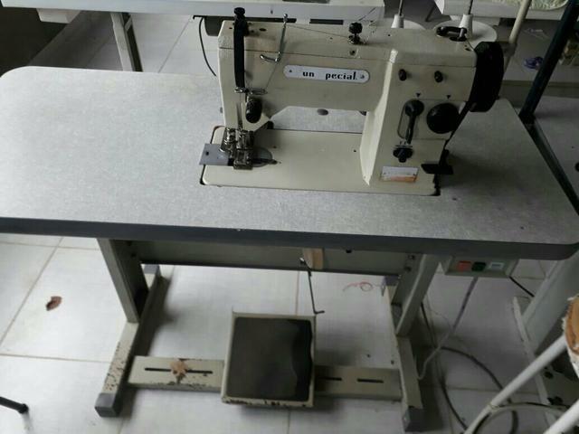 Maquinas de costura profissionais!