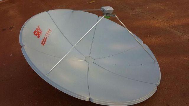 Antena da sky nova grande