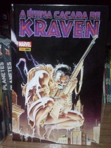 A ultima caçada de Kraven - Homem-Aranha