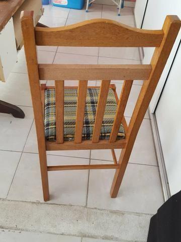 Cadeiras de Angelim