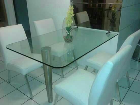 Preço baixo mesa de vidro temperado