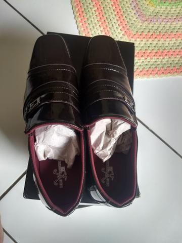 Sapato social novinhos