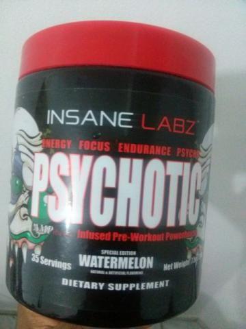 Pré-treino Psycotich