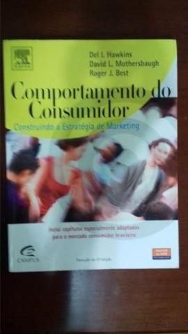 Comportamento do Consumidor Livro