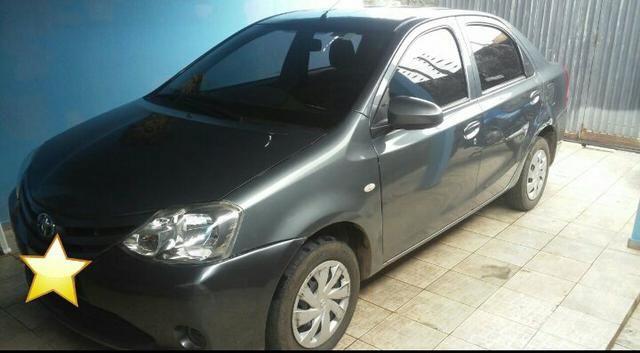 Toyota etios x 1.5 2014/15