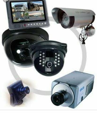 Câmera monitoramento no celular