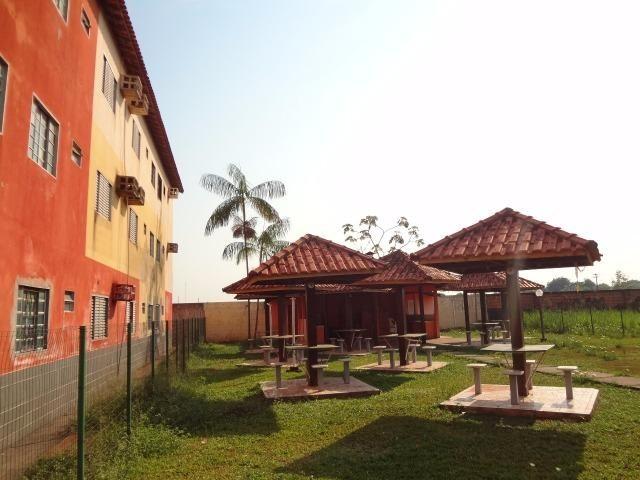 Park Jamary - locação