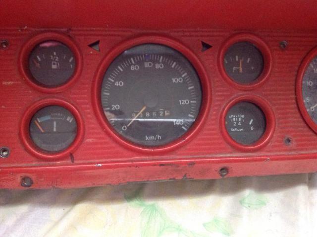 Painel F1000 Velocimetro Conta Giros Rpm ,,