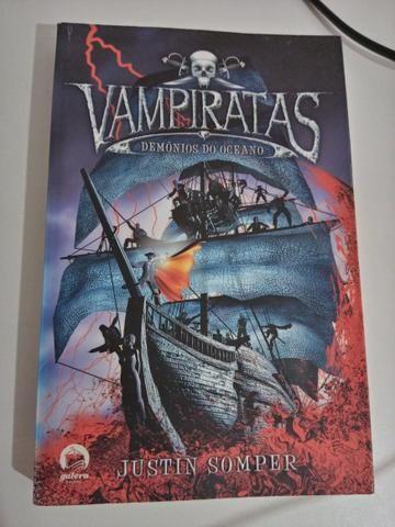 Vampiratas: Demônios do Oceano (Livro 1)