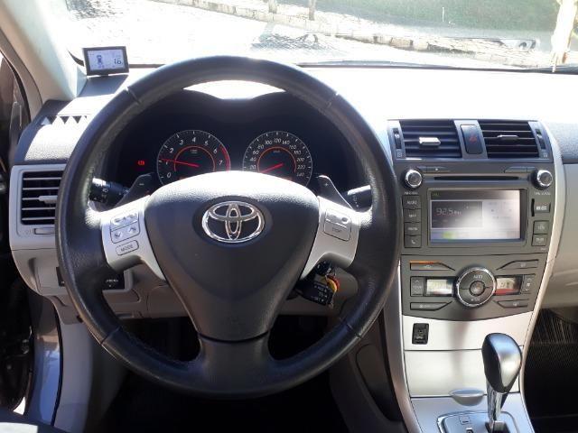 Corolla XEi 2.0 Flex 16V - Automático -2014 - Foto 6
