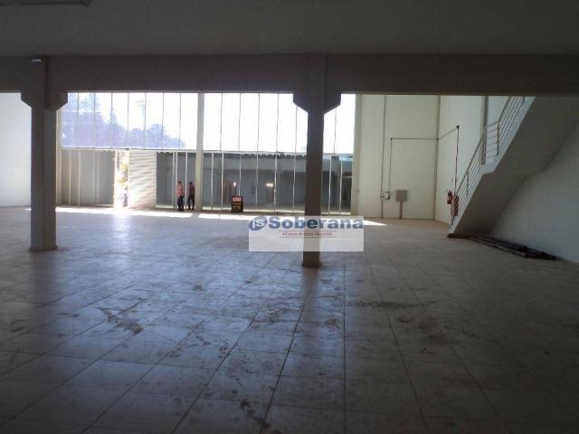 Galpão comercial para venda e locação, Jardim Santa Rosa, Vinhedo. - Foto 10