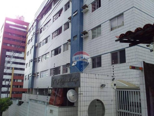 Apartamento com 3 dormitórios à venda, 106 m² por R$ 230.000,00 - Barro Vermelho - Natal/R - Foto 2