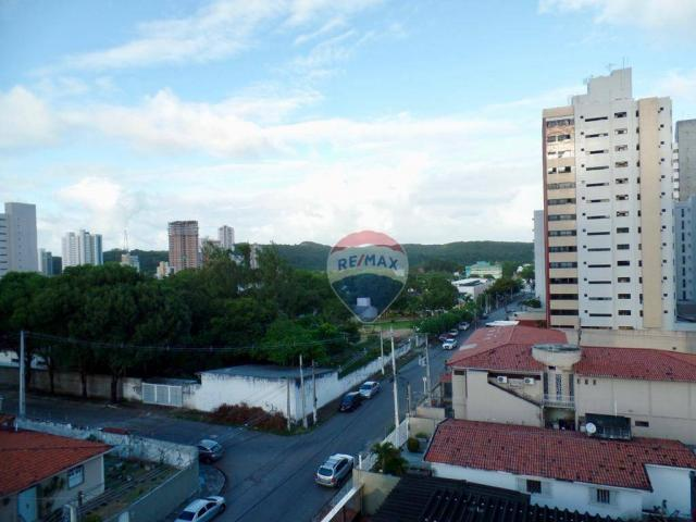 Apartamento com 3 dormitórios à venda, 97 m² por R$ 400.000,00 - Tirol - Natal/RN - Foto 4