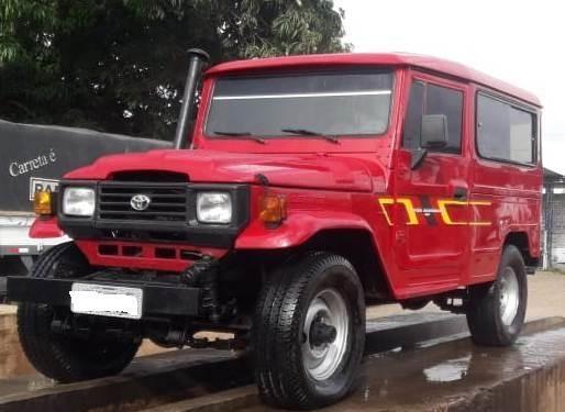 Toyota Bandeirante 1981 - Foto 7