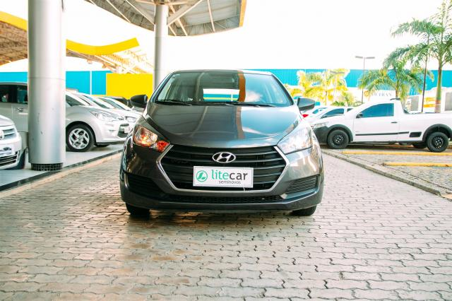 HYUNDAI HB20 2016/2017 1.0 COMFORT 12V FLEX 4P MANUAL