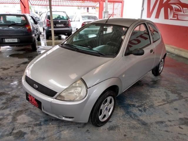 Ford ka gl/ 2004/ parcelas de 499.00/ aprovamos score baixo - Foto 3