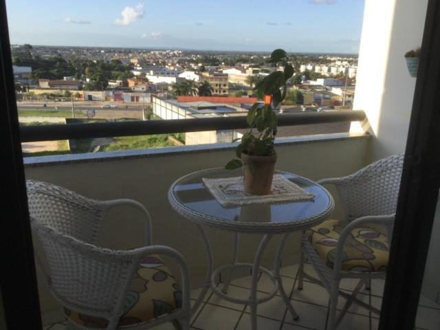Apartamento para Venda, Caseb, 3 quartos com suíte e varanda