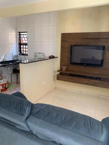 2 Casas em lote na QR 405 Samambaia - Foto 6