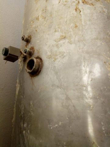 Boiler aço-inox/tanque/reservatório/aquecimento solar de água - Foto 5
