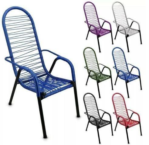 Reformas e Vendas- Cadeiras de área! - Foto 2